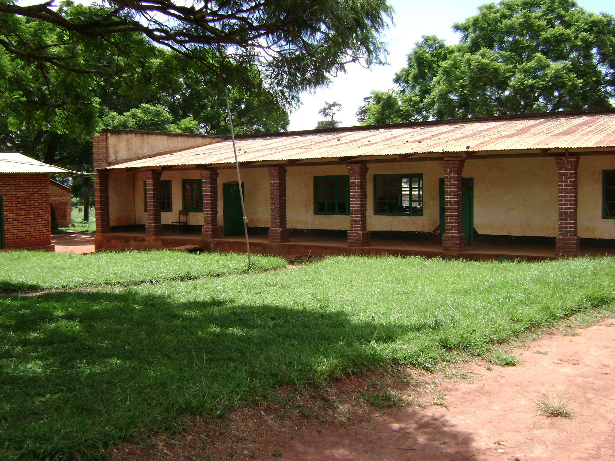 School classroom building